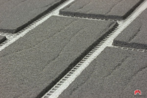Stone Grey Narbe Detail